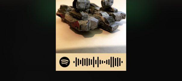Ashley Chappell Davis Spotify Track