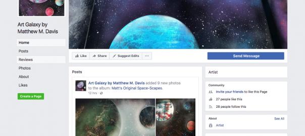 Art Galaxy FB Page